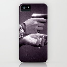 Gimme Whatcha Got iPhone Case