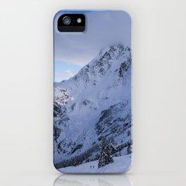 Mt Baker Wilderness iPhone Case