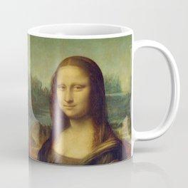 Mona Lisa by Leonardo da Vinci Coffee Mug
