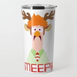 Meep Meep! Travel Mug