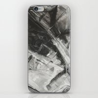 divergent iPhone & iPod Skins featuring Divergent by Ultie Arts
