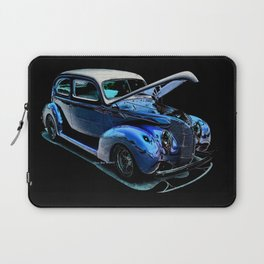 1939 Ford Coupe By Annie Zeno Laptop Sleeve