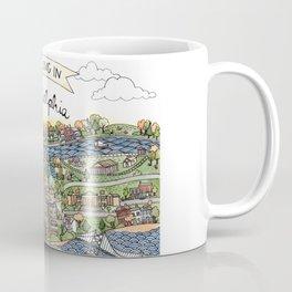 We Belong in Philadelphia! Coffee Mug