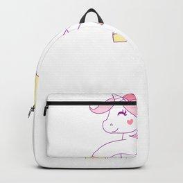 Prettiest Unicorns Are Born In June Backpack