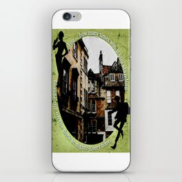 Jesper and Wylan - Every Time iPhone Skin