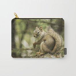 Who You Calling Squirrelly? Carry-All Pouch