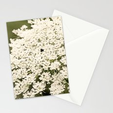 Bishop's Lace Flower Stationery Cards