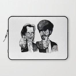 Zombie Fiction Laptop Sleeve