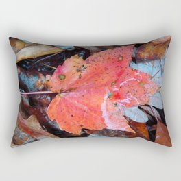 autumnal reverie 646 Rectangular Pillow