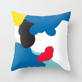 Oxford. Throw Pillow