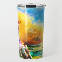 Nausicaa of the Valley of the Wind Travel Mug