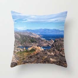 The New World Throw Pillow