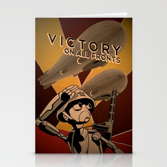 Propaganda Series 4 Stationery Cards