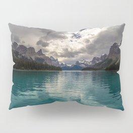 Maligne lake Pillow Sham