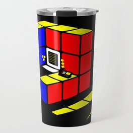 Rubix Cubicle Travel Mug