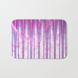 whisps and strands Bath Mat