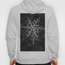 Two Snowflakes Hoody