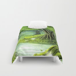 Forest Spirits Comforters