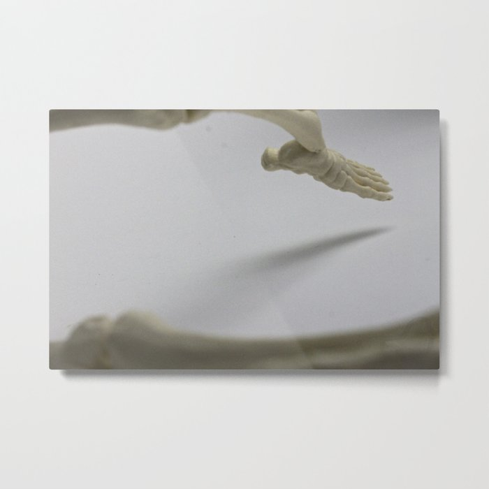 The Hold Metal Print
