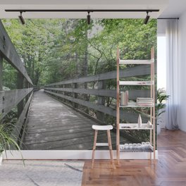 Boardwalk to Lighthouse Wall Mural
