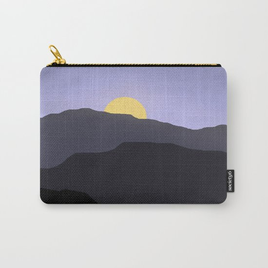 LavenderDawn Carry-All Pouch