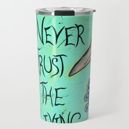 Adam and Barbara Maitland Travel Mug