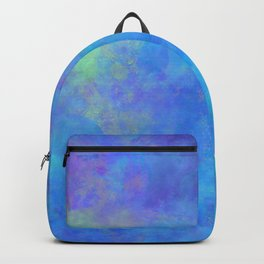 Violet Blue Backpack