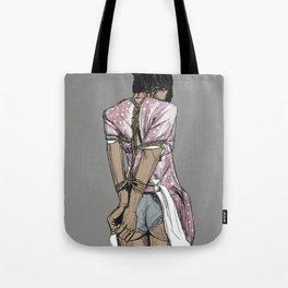 Night Rope Tote Bag