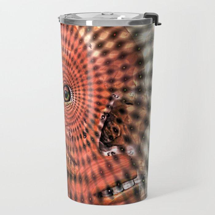 Visionary ˈvɪʒ(ə)n(ə)ri Travel Mug
