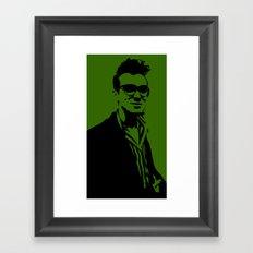 Morrisey Framed Art Print