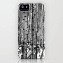 Aspen Eyes iPhone Case