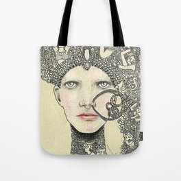 The Queen Tote Bag