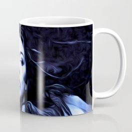 Kate Bush - The Ninth Wave - Pop Art Coffee Mug