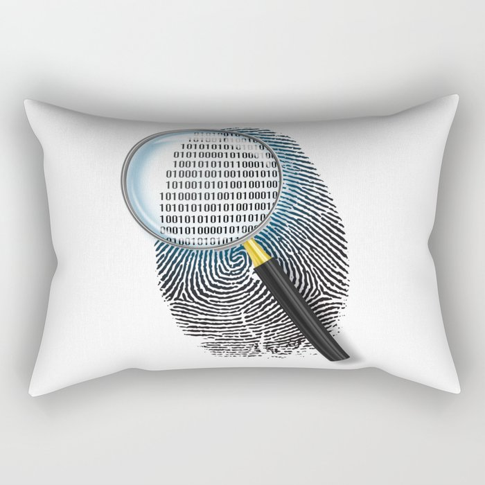 People IP Rectangular Pillow