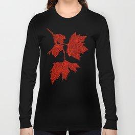 Platanus tree in Paris Long Sleeve T-shirt
