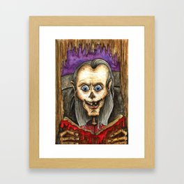 Tales Framed Art Print