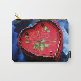 Always And Forever, Yours Carry-All Pouch