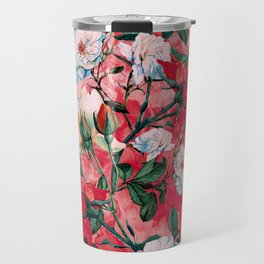 Rose Red Travel Mug