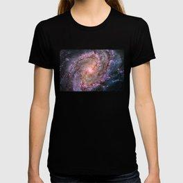 Spiral Galaxy M83 T-shirt