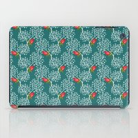 virginia iPad Cases featuring Virginia Rose by Holly Helgeson