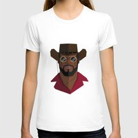 django T-shirts featuring Django Unchained by justdan