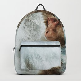 The Monkey River Backpack