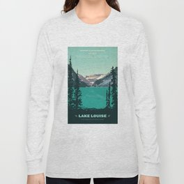 Lake Louise Long Sleeve T-shirt