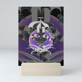 BeetleJack invert Mini Art Print