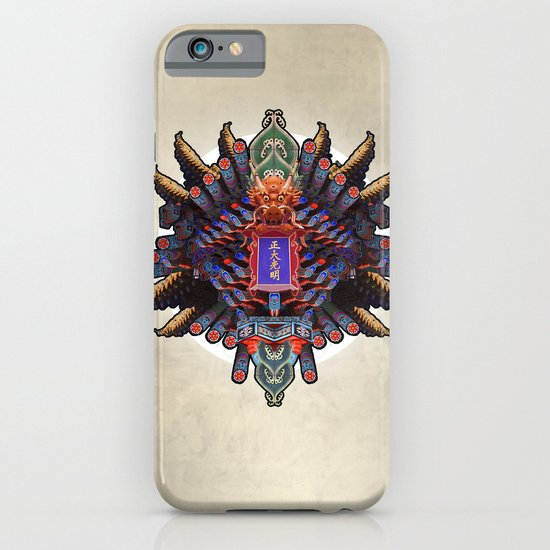 MIXING OF CHINESE FORM (01-fever) iPhone & iPod Case