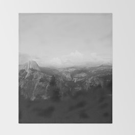 Yosemite Throw Blanket