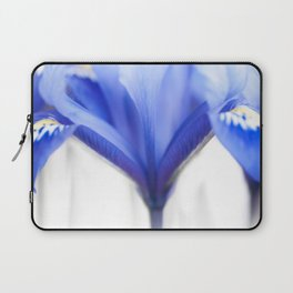 Blue Iris 1 Laptop Sleeve