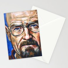 Walter White Breaking Bad Stationery Cards
