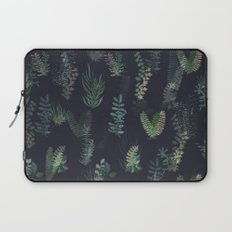 green garden at nigth mirror!!! Laptop Sleeve