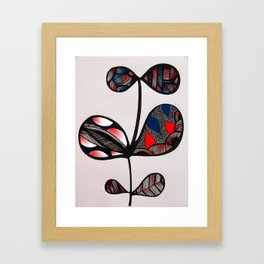Efflorescent 1 Framed Art Print